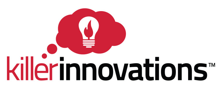 Killer Innovation logo with trademark symbol