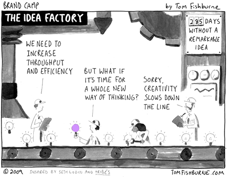 senior management archives  phil mckinney then they run around lamenting the fact that the innovation funnel is  empty why are they surprised they clearly understand that you need to  invest in