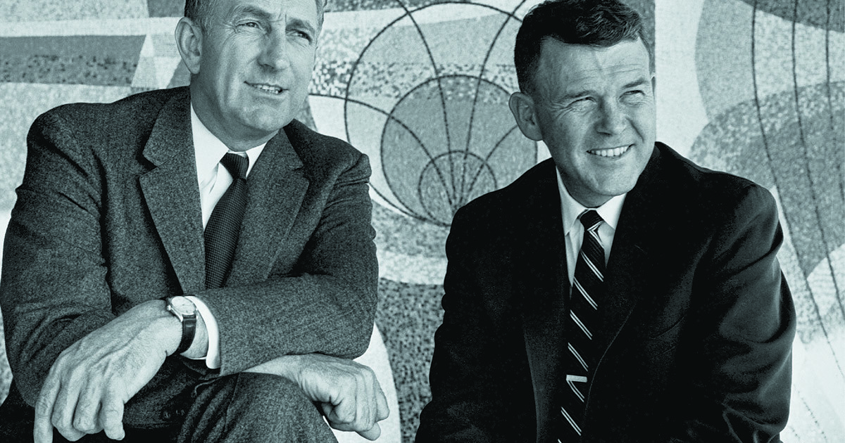 10 Quotes From Bill Hewlett and David Packard That Every