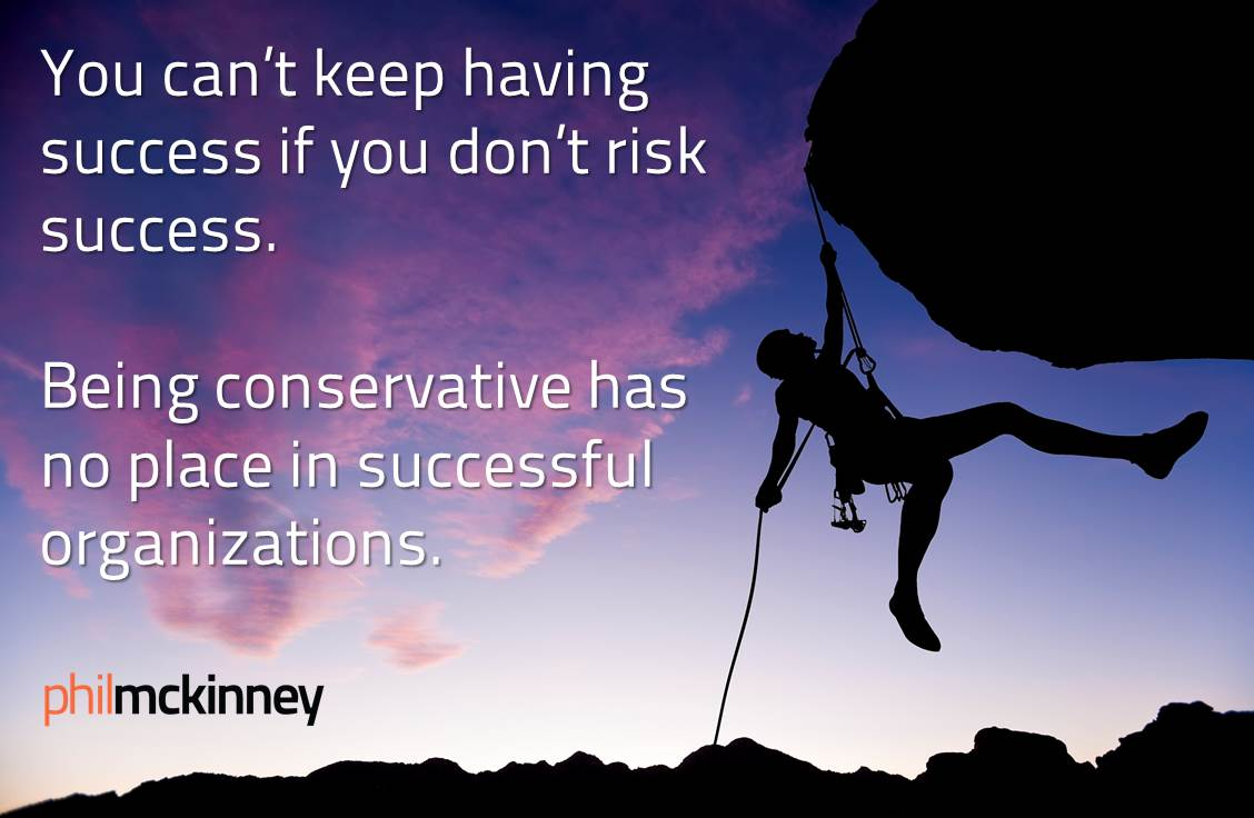 Quotes On Innovation You Can't Keep Having Success If You Don't Risk Successbeing