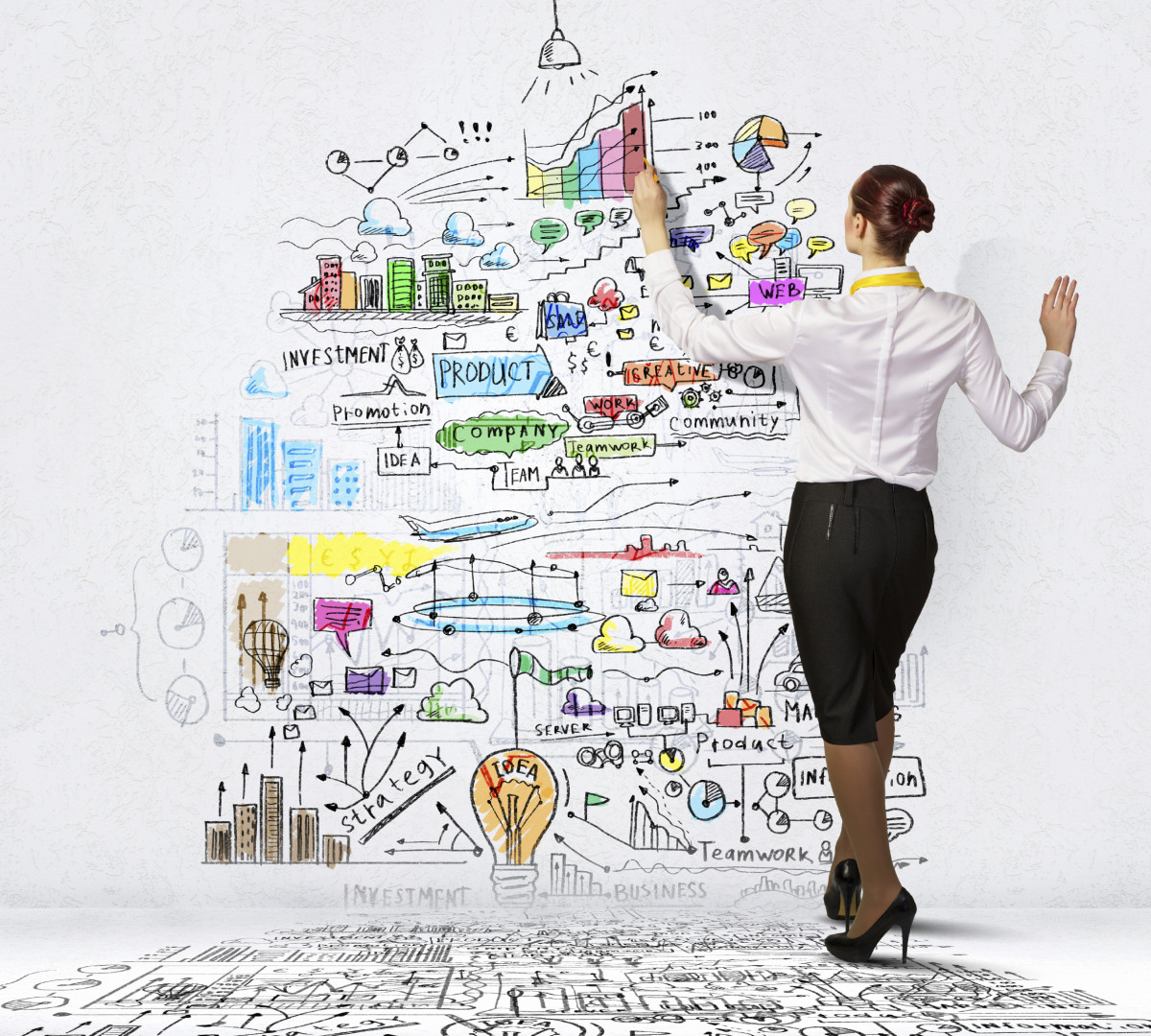 Does Brainstorming Deserve Its Bad Rap Phil Mckinney Virtual Innovation Coach And Mentor