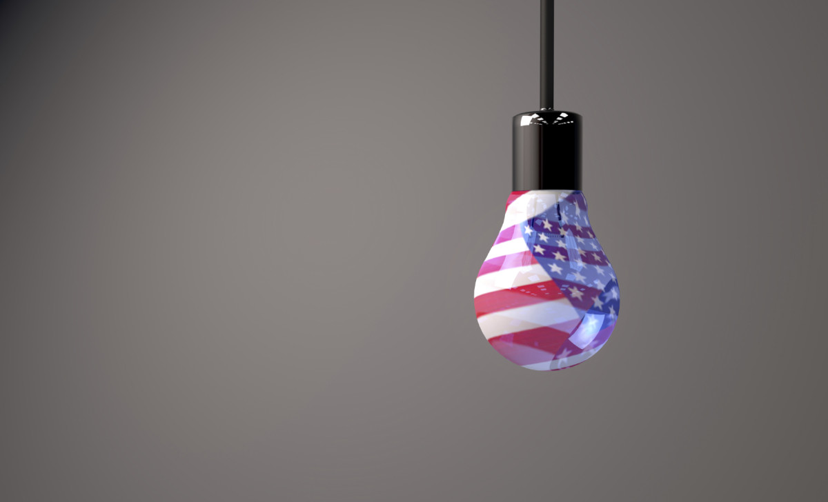 innovation and ideas coming from the United States - US innovation