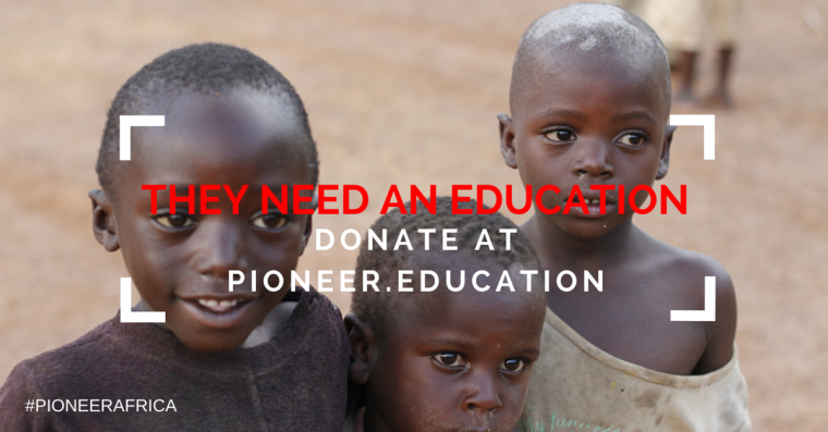 Pioneer Education Africa