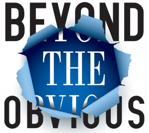 Logo for Beyond The Obvious