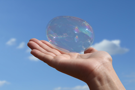 predicting bubbles