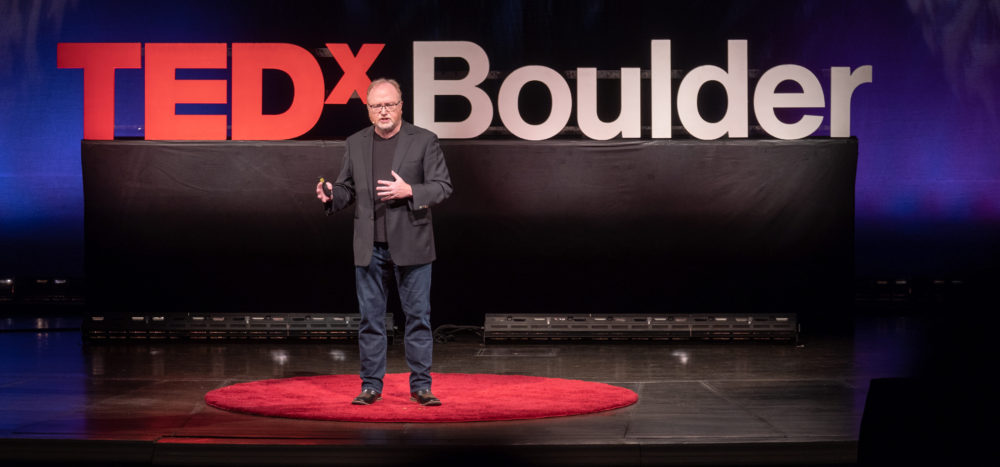 Phil McKinney talk on Impostor Syndrome at TEDx Boulder 2018