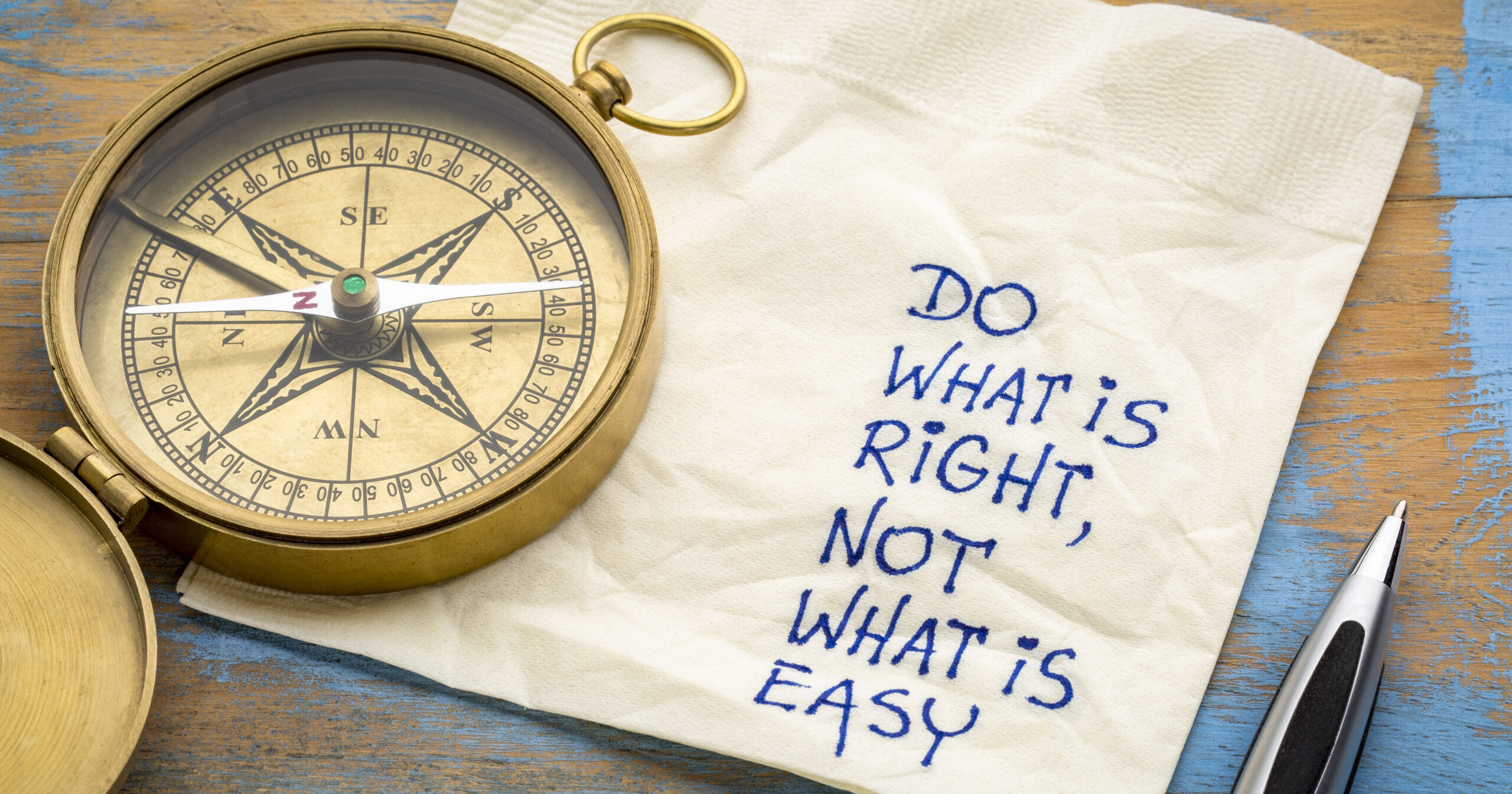 Ethical Research - Do What Is Right Not What is Easy